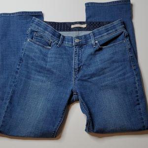 Levis 525 size 10 Jeans Stretch